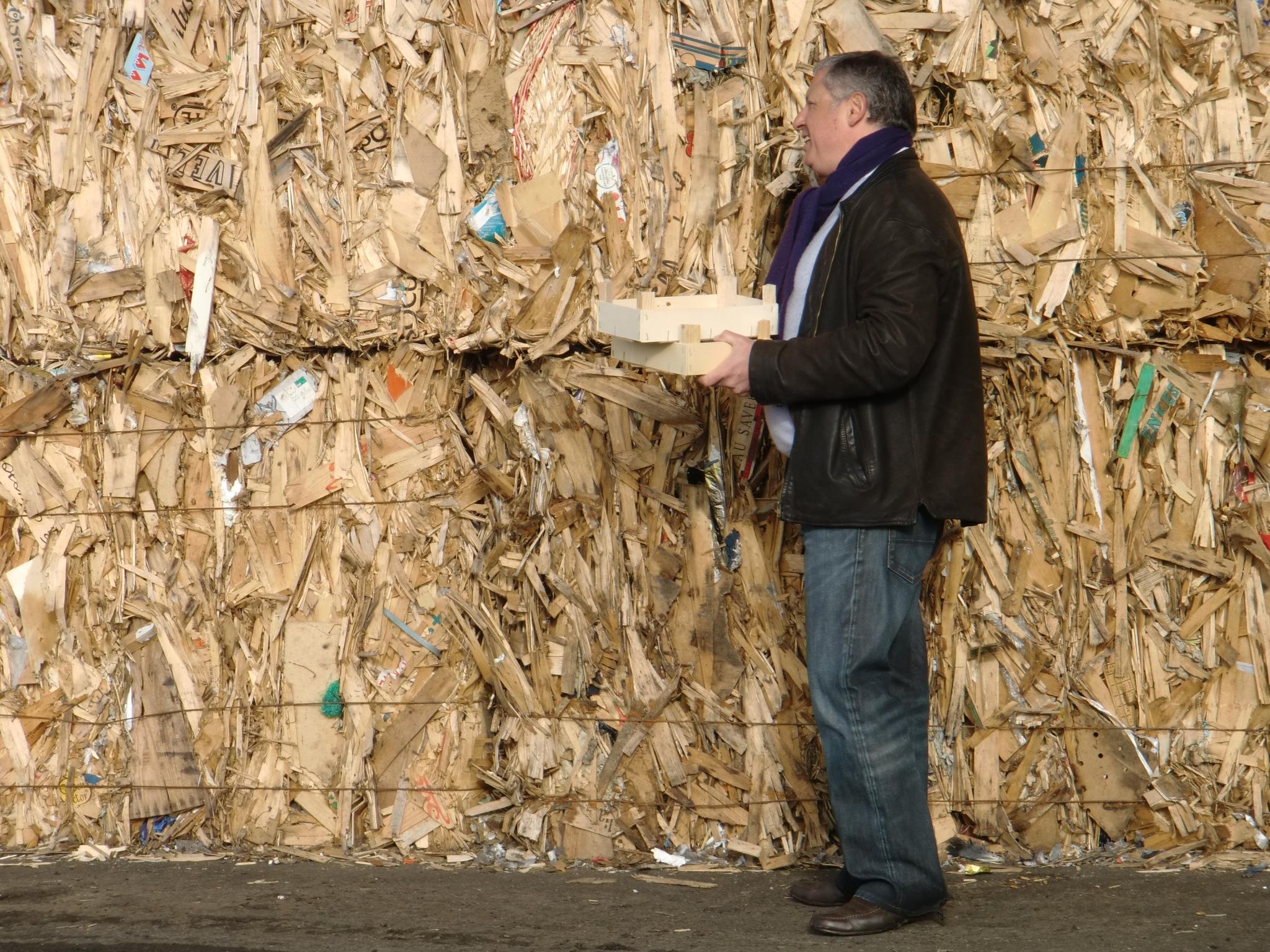 Les étapes du recyclage matière  Sielfr ~ Recyclage Cagette Bois